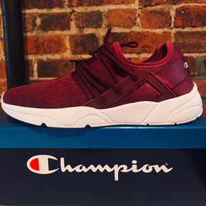 79b3be9d33d Champion Shoes - ⚡️CHAMPION MAROON FLASH GORE SNEAKERS ⚡️